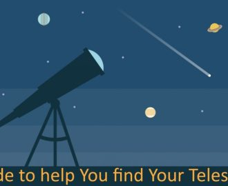 Telescope buying guide for beginners