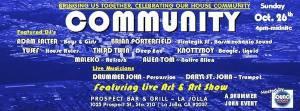 Community & Bounce Sundays