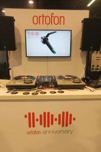 Ortofon Display NAMM 2018