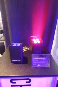 Chauvet DJ Freedom Flex H4 IP NAMM 2018
