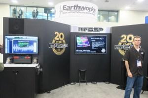 McDSP Booth NAMM 2018