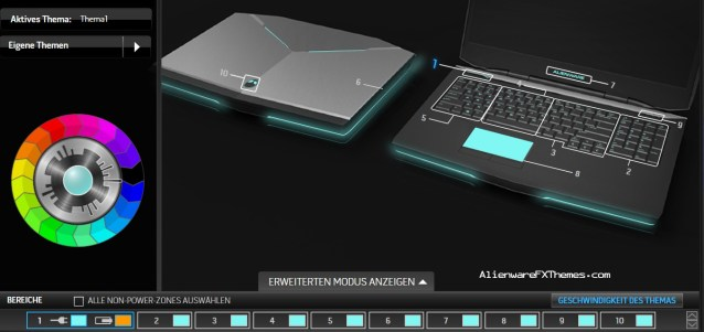White By Foster Alienware 17 Fx Theme