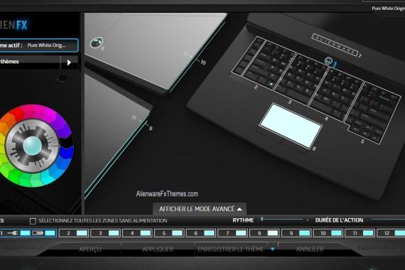 Pure White by Maxioouf Alienware 15 R3 Fx Theme