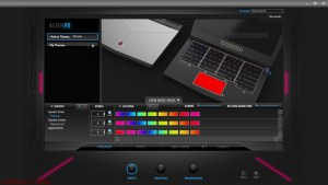 Flowing Colour Wheel by Drew Alienware 13 R3 Theme