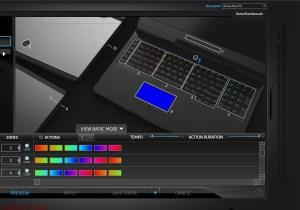 Morphing Rainbow by Eleanor Alienware 17 R4 FX Theme