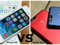 COMPARATIVA: Iphone 5s VS Gretel S55