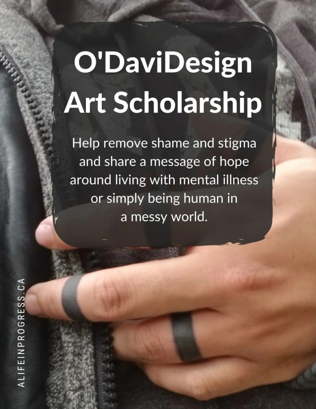 O'DaviDesign Art Scholarship