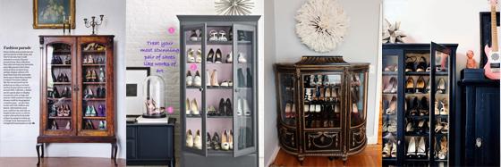 Shoe Cabinet Redo