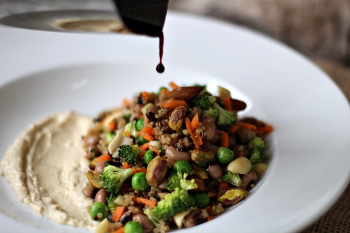 nutty superfood salad recipe