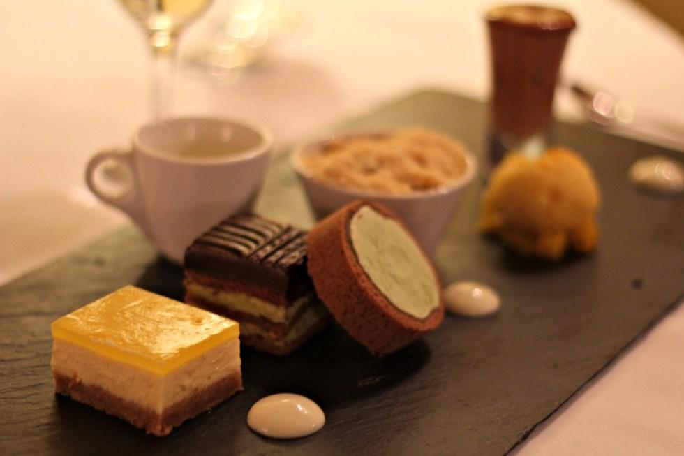 oxpasture hall dessert