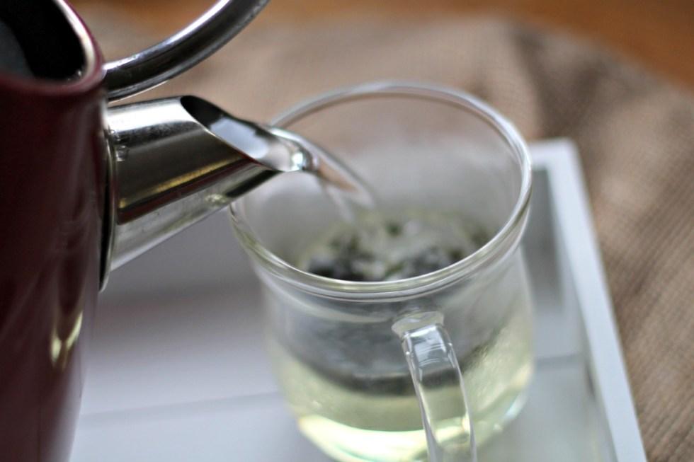 temperature for green tea