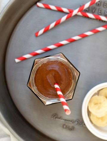 healthy cacao shake