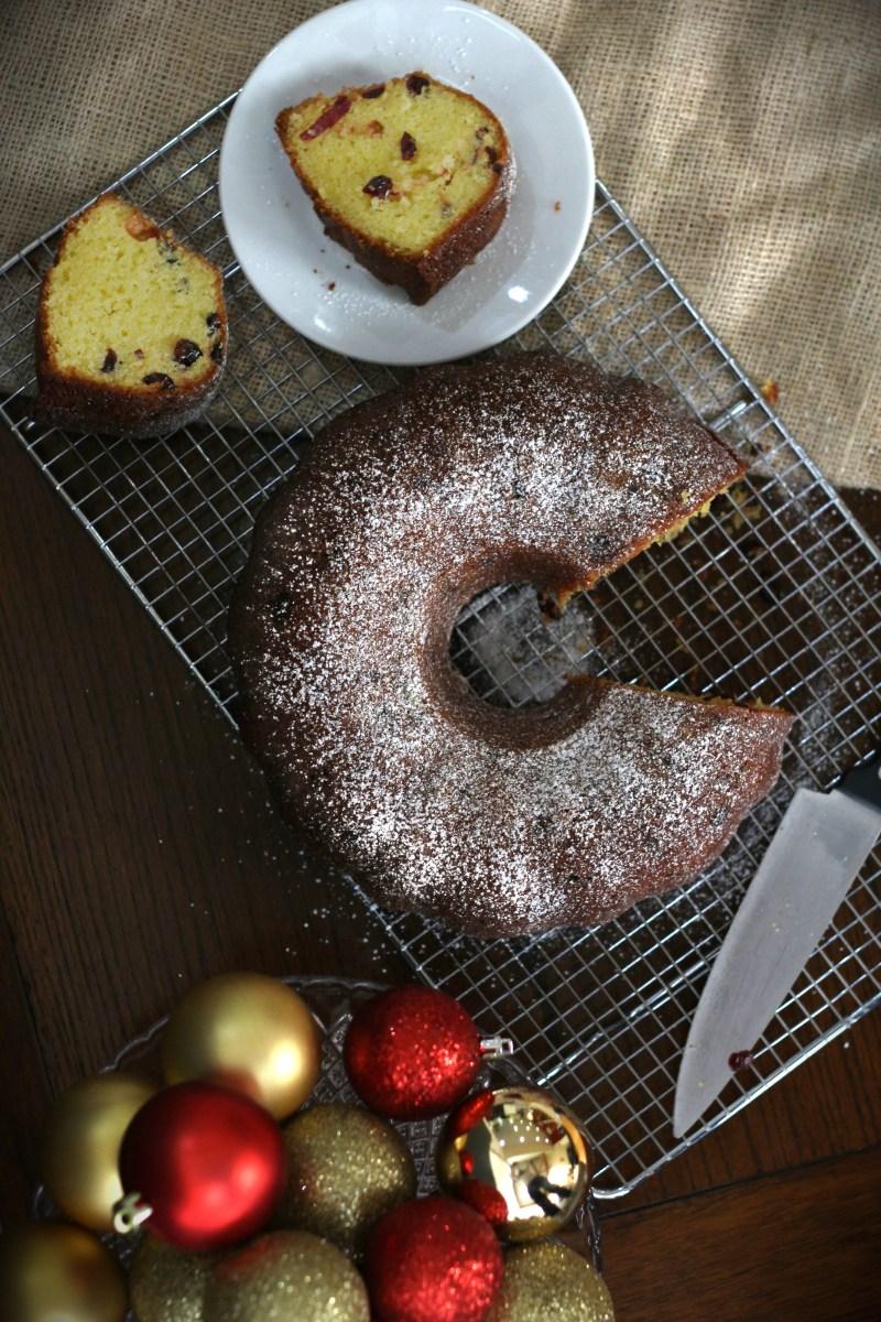 cranberry christmas bundt cake2