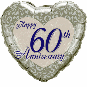 Best 60th Diamond Wedding Wishes Quotes