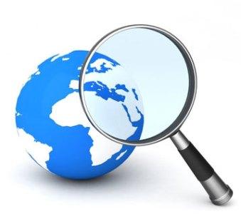 world magnifying