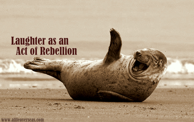 Laughter as an Act of Rebellion
