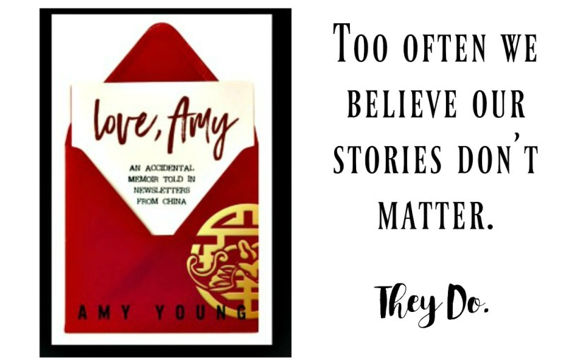Read an Accidental Memoir Told in Newsletters (and a giveaway)