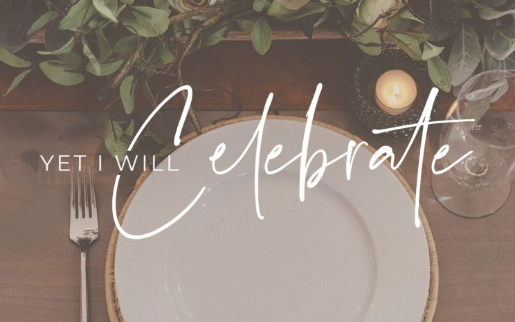 Come and Celebrate {an invitation to retreat with Velvet Ashes}