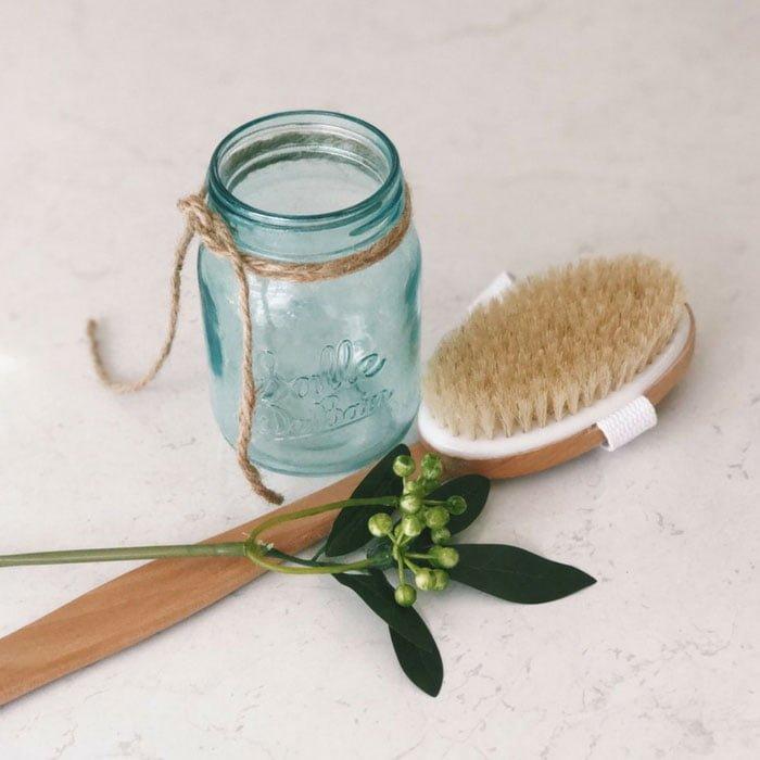best vegan body brush for dry brushing