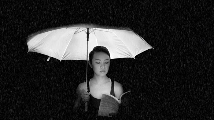 reading umbrella