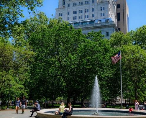 Washington Square West Philadelphia 19107