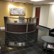 Image of reception area for Memphis SEO company