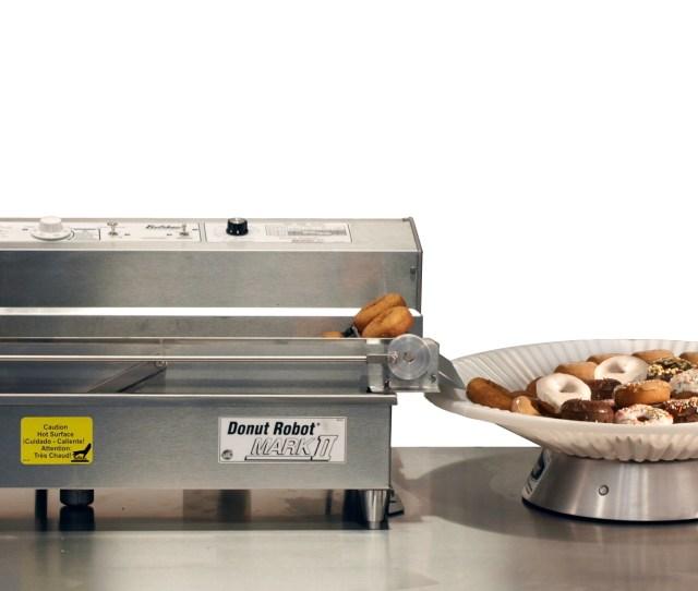 Belshaw Donut Robot Mark Ii