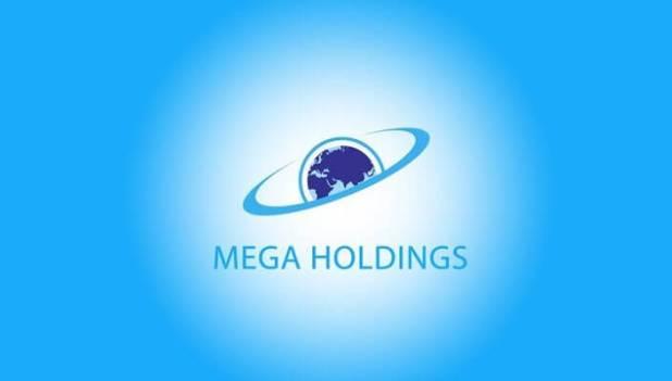 Mega Holdings mega holdings MH Organizasyon mega logo 2