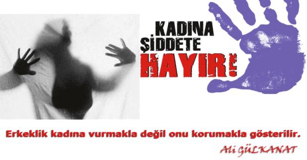 kadina-siddete-hayir  Kadına Şiddete Hayır | Ali Gülkanat✔ kadina siddete hayir