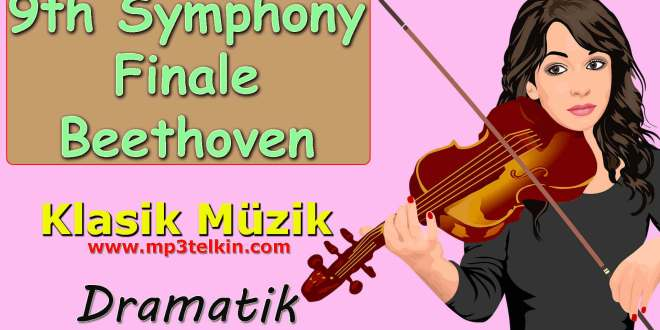 Symphony 9 Beethoven Finale
