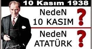 Neden 10 Kasım? Neden Atatürk? Keşfet 10 Kasim 2018 Ataturk 3 3840x2160 2