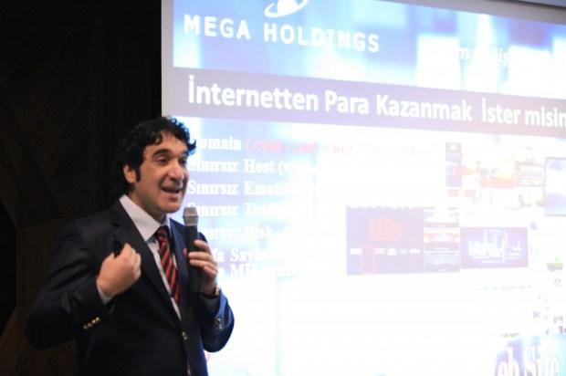Ali Gülkanat   Kişisel Gelişim   NLP   Mega Holdings