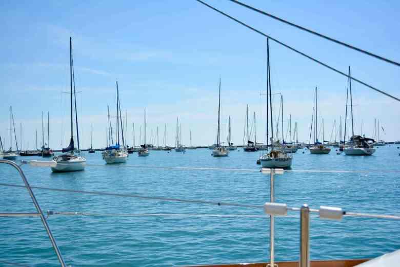 Chicago, Lake Michigan, Helly Hansen NOOD Regatta, Sailing in Chicago, Chicago Yacht Club, NOOD Regatta Chicago
