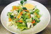 Une salade prête à emporter