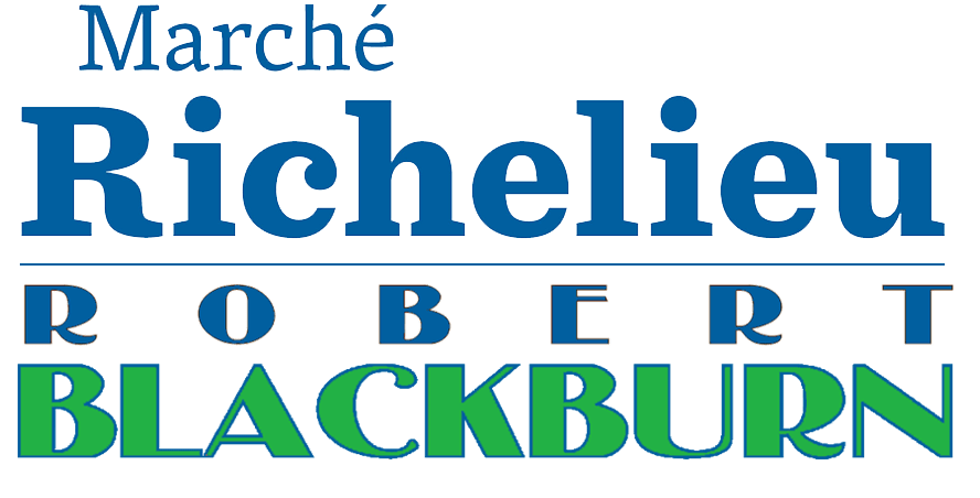 Alimentation Robert Blackburn – Marché  Richelieu