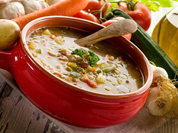 La comida casera es la m s saludable Menu comida casera