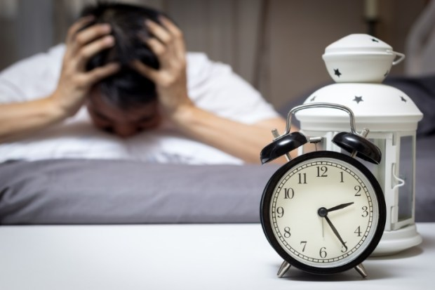 Plan para combatir el insomnio