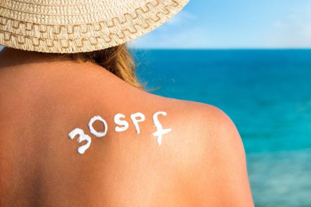 factor de protección solar FPS