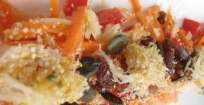 receta de ensalada de zanahoria