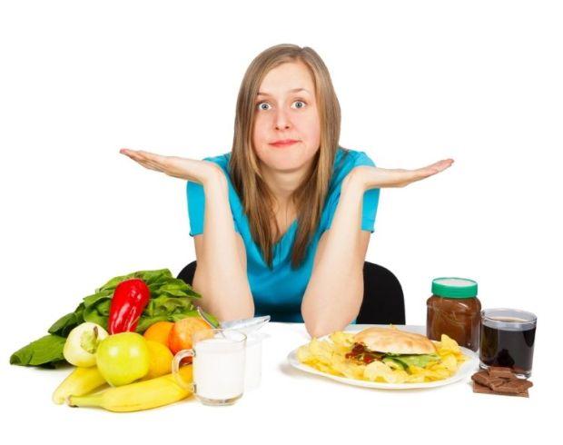 cómo comer de manera saludable