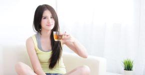 té verde en una dieta de pérdida de peso