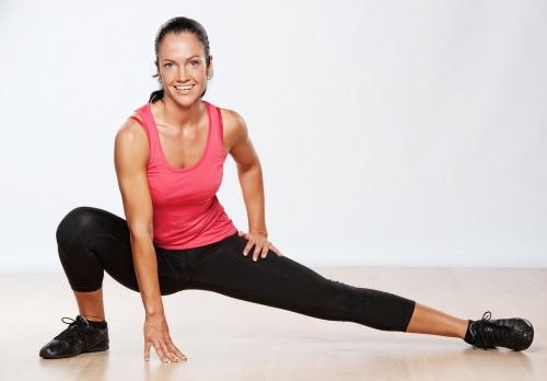 ejercicios de gimnasia para estilizar las piernas