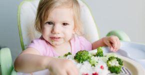 Alimentos para el crecimiento de niños