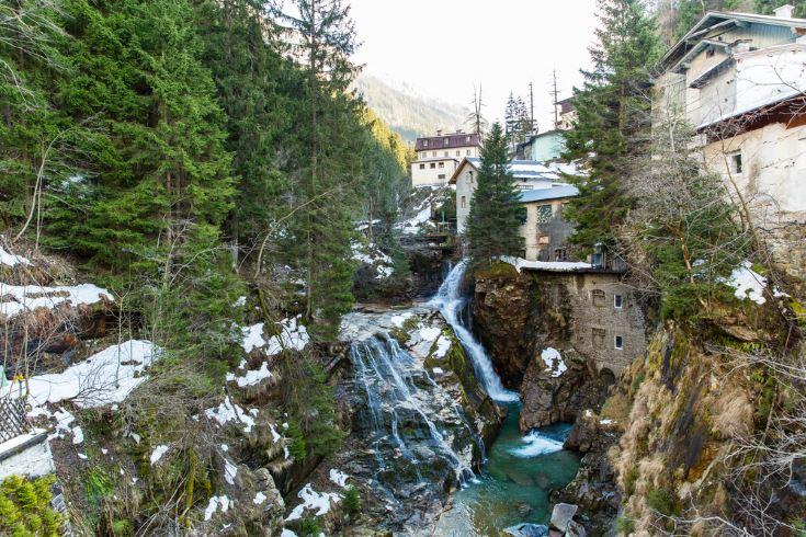 Destinos saludables para viajar Bad Gastein en Austria