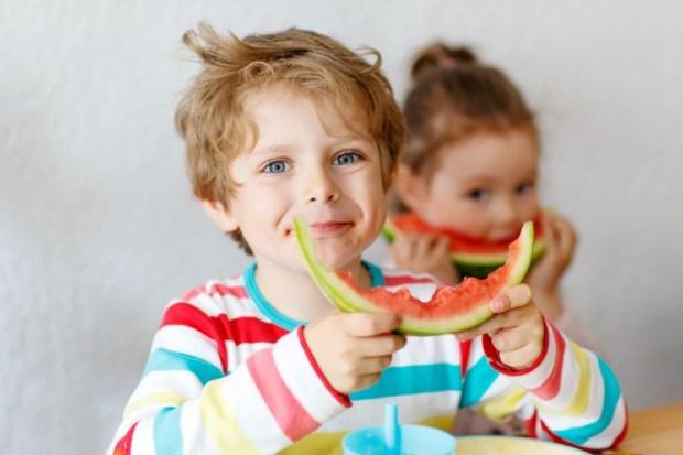 solucionar la falta de apetito en niños