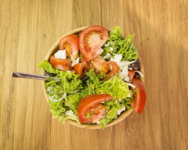 Ensaladas de vegetales para mejorar tus enzimas