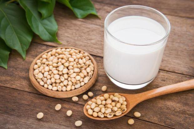 Leche de soja una de las mejores leches vegetales