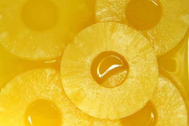 enzimas de los alimentos - la bromelina de la piña