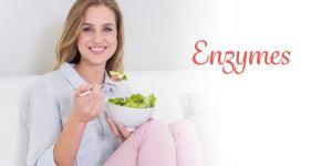 enzimas en los alimentos