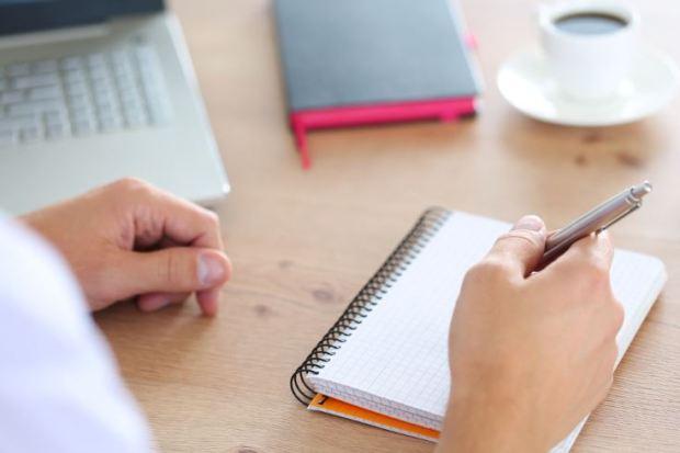 identificar el estrés llevando un registro